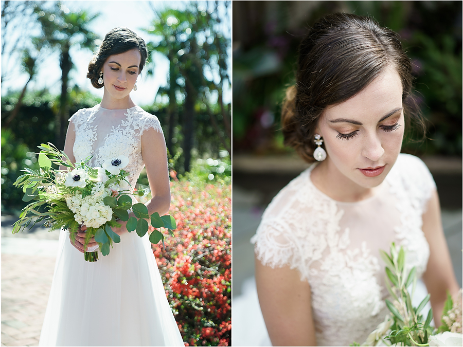 Charlotte hair and makeup artist wedding